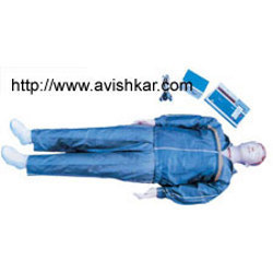 Whole Body Basic CPR Manikin (Male)