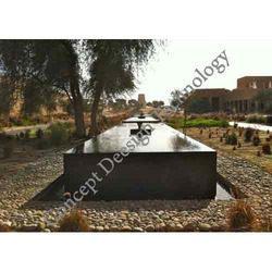 Decorative Pool Fountain
