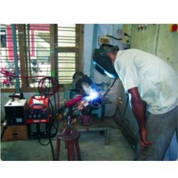 Welding Manupulation