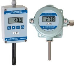LCD Humidity Transmitter