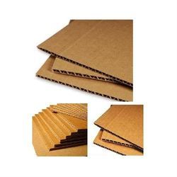Brown Corrugated Sheets