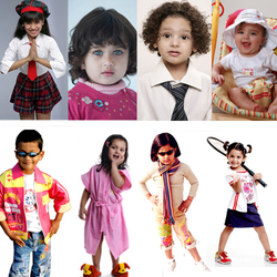 Kids & Child Modeling Agency & Model Coordinator in New Delhi, R  G