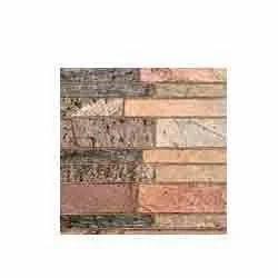 Natural Copper Interlock Stone