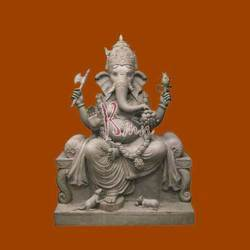 Clay Model Of Ganesha