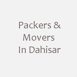 Packers & Movers Dahisar