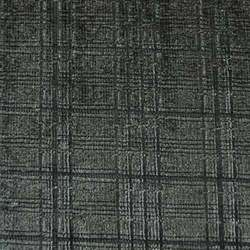 Jacquard Geometric Pattern Velour Fabric