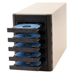 Microboards Multi-Writer DVD Tower
