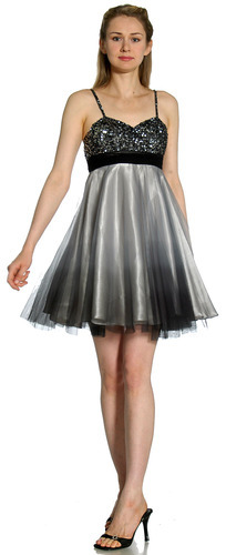 cbb6cefea4a7e Young Girl Dresses - Heavy Sequin Dresses For Girls Wholesaler from New  Delhi