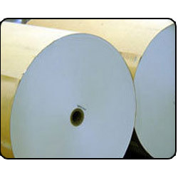 Imported Glasaine Base Clay Coated Paper, For Industrial, GSM: Less than 80