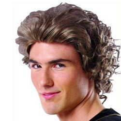 Men Wigs - Hair Patches Wig Manufacturer from New Delhi dcd6bd9dd758