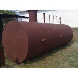 Underground HSD Storage Tank