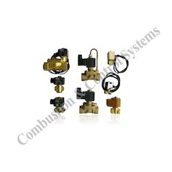 Lucifer Solenoid Valves and Coils