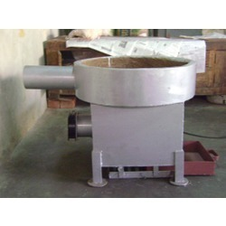 Continuous Wood Feed Stove