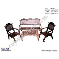Wooden Sofa Sets