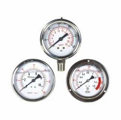 Polyhydron Pressure Gauge