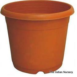 Plastic Pots Pvc Planter Garden Pot Decorative
