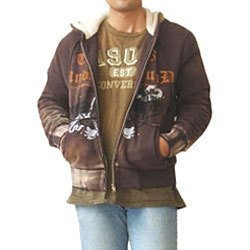 Mens Hooded Jackets Xenon India Private Limited Trader In