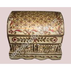 Bone Meena Painting Box