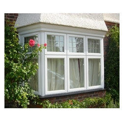 Installation of UPVC windows