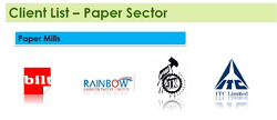 Client List (Paper Sector)