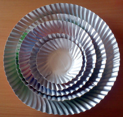 Disposable Paper Plates & Manufacturer of Disposable Paper Cups \u0026 Disposable Paper Plates by ...