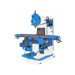 750W Vertical Geared Milling Machine