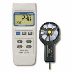 Lutron YK-2005AM Data Logger Anemometer
