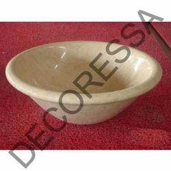 Italian Marble Bowl