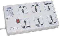 K-169 Universal 6 Socket Power Strip