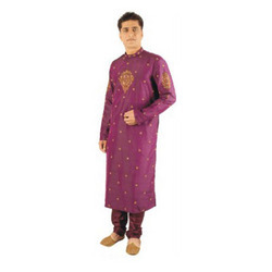 Dotted Design Sherwani