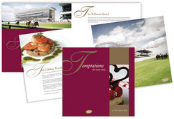 Booklet and Brochure design