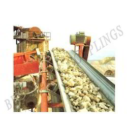 Rubber Heavy Duty Conveyor Belts, Belt Thickness : 8 - 12 mm