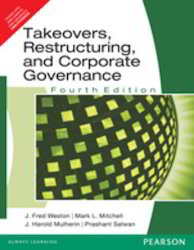 Takeovers, Restructuring And Corporate Governance