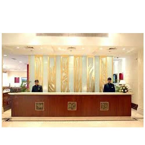 Hotel Reception Desks Jatin Enterprises Exporter Manufacturer