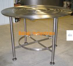 SS Cafeteria Table