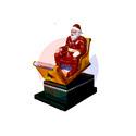 Santa Clown Swing