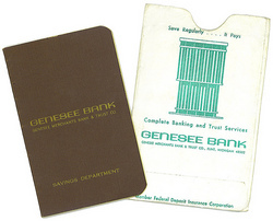 Bank Pass Books & Fdr'S Covers