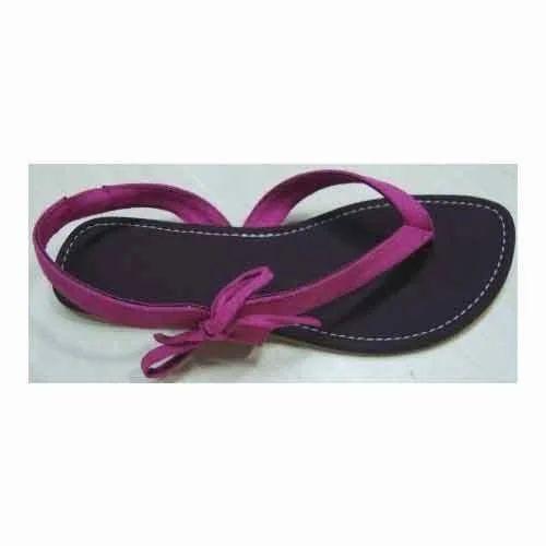 4d48b816ed5 Ladies Flat Sandals - Womens Flat Sandals Wholesaler from Mumbai