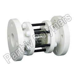 PP Sight Glass Valve