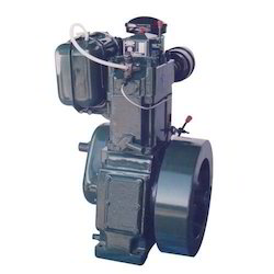 Single Cylinder Petter Engine