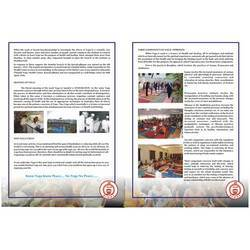 Offset Paper Catalog Printing Service, in Local