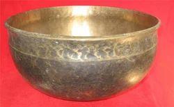 Tibetan Antique Singing Bowl