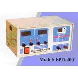 Electrophoresis Power Supply Digital Variables Model EPD 200