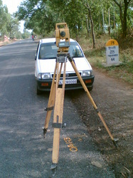 Topographical Survey Services