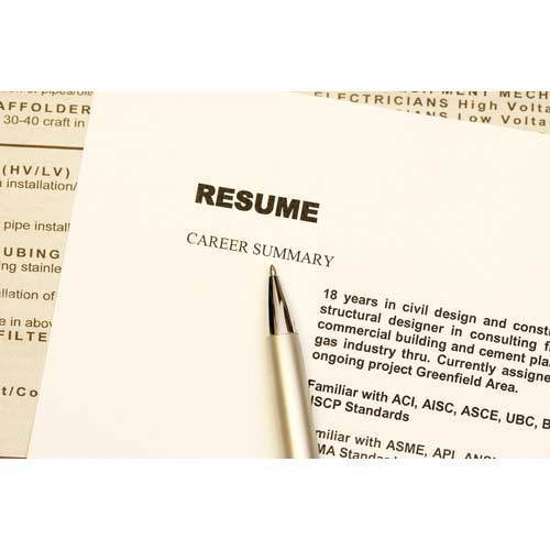 professional resume preparation service