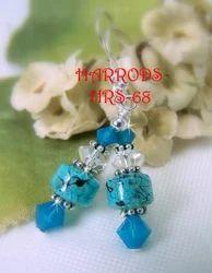 Glass Beads Earring