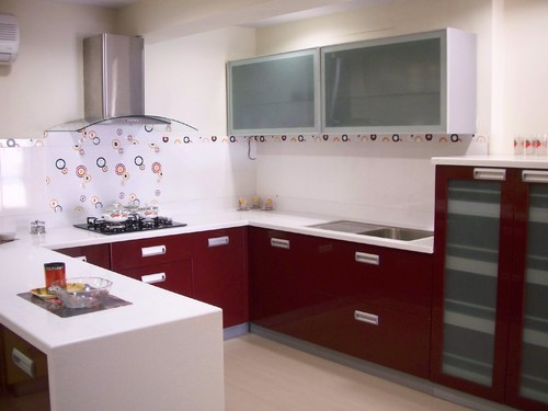 Modern Kitchen Modular modular kitchen - modern kitchen service provider from chennai