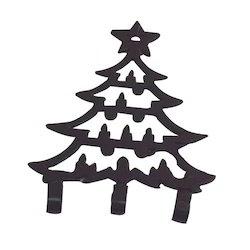 Tree Metal Key Hook