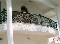 Balcony grills in coimbatore tamil nadu india indiamart for Balcony grills enclosure designs in india