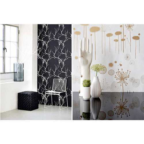 Wallpapers Room Wallpapers Manufacturer From Delhi